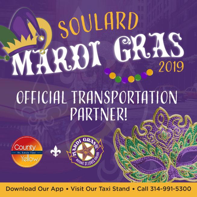 Mardi Gras 2019 St. Louis