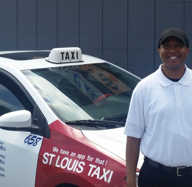 St Louis Taxi >> Taxi Driver Spotlight Meet Al St Louis County Cab