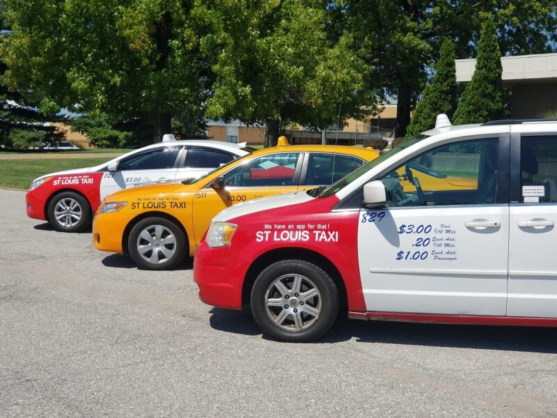 St Louis Taxi >> St Louis Cab Rates County Cab Yellow Cab