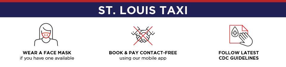 covid policy guidelines for st. louis taxi