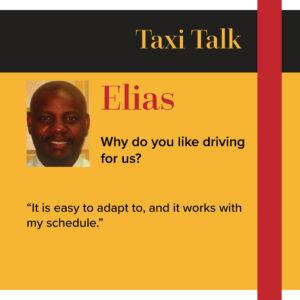 Taxi Driver Elias