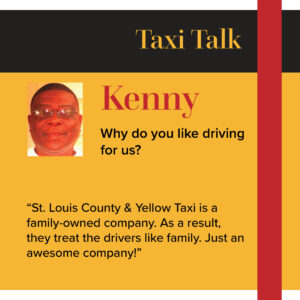 Taxi Driver Kenny